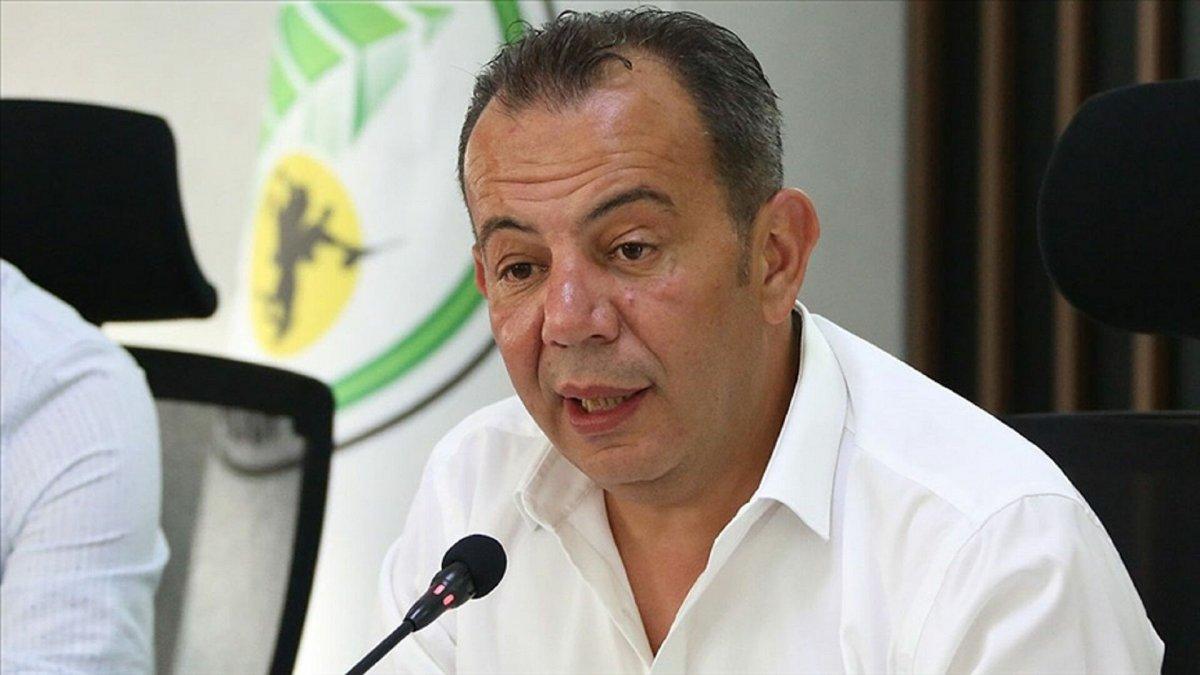 CHP den Tanju Özcan kararı #1