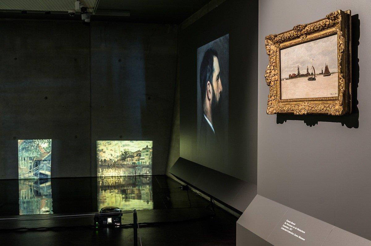 Claude Monet'in 1,4 milyon dolarlık tablosu, hırsızların hedefi oldu #2