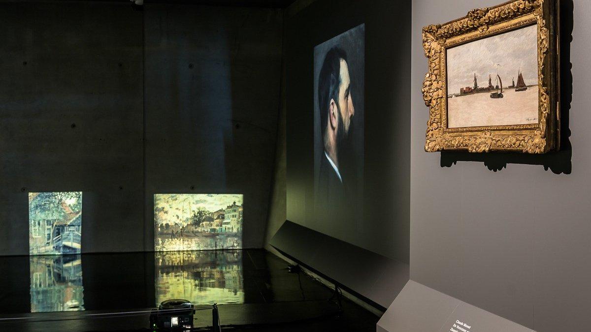 Claude Monet'in 1,4 milyon dolarlık tablosu, hırsızların hedefi oldu