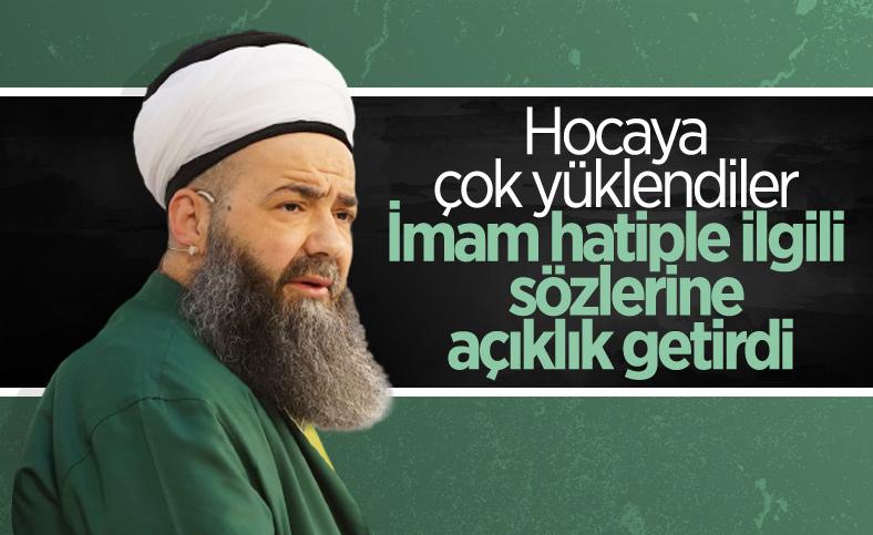 Cübbeli Ahmet Hoca, imam hatip çıkışının nedenini açıkladı