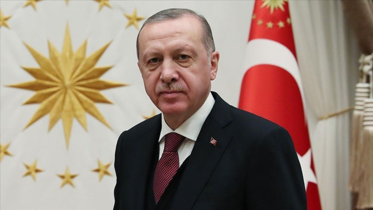Cumhurbaşkanı Erdoğan'dan hidroelektrik santrallerine ilişkin paylaşım
