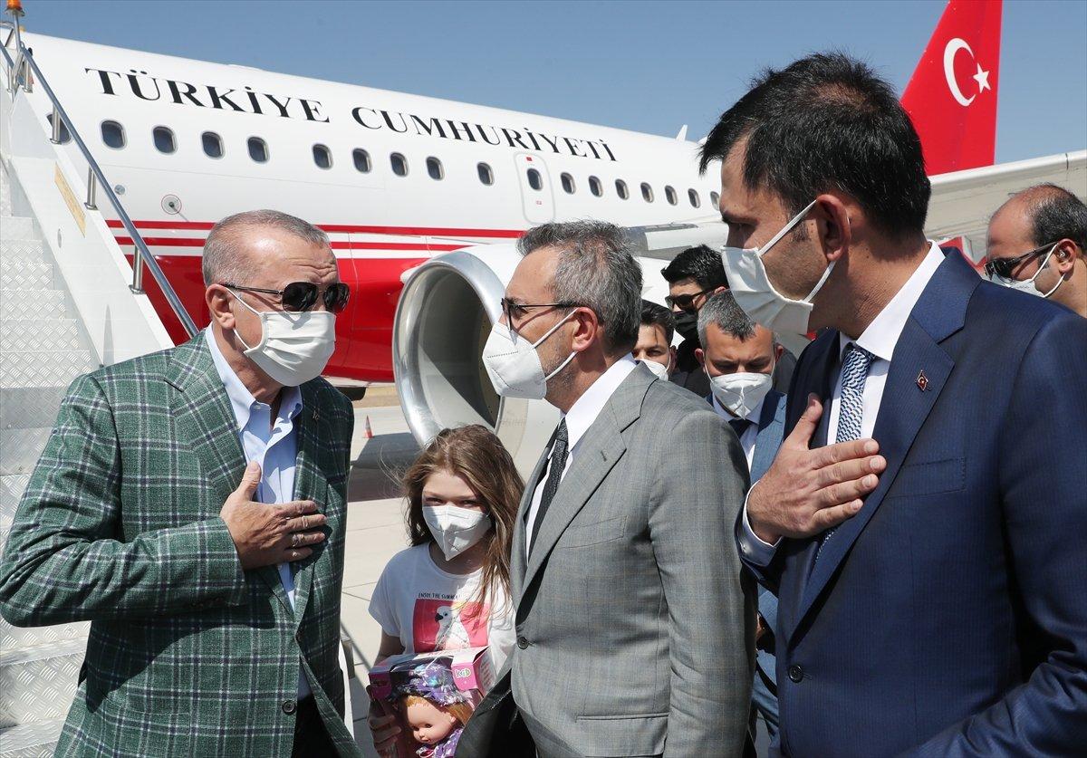 Cumhurbaşkanı Erdoğan, Kahramanmaraş'ta #1
