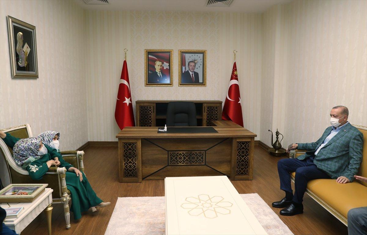 Cumhurbaşkanı Erdoğan, Kahramanmaraş'ta #2