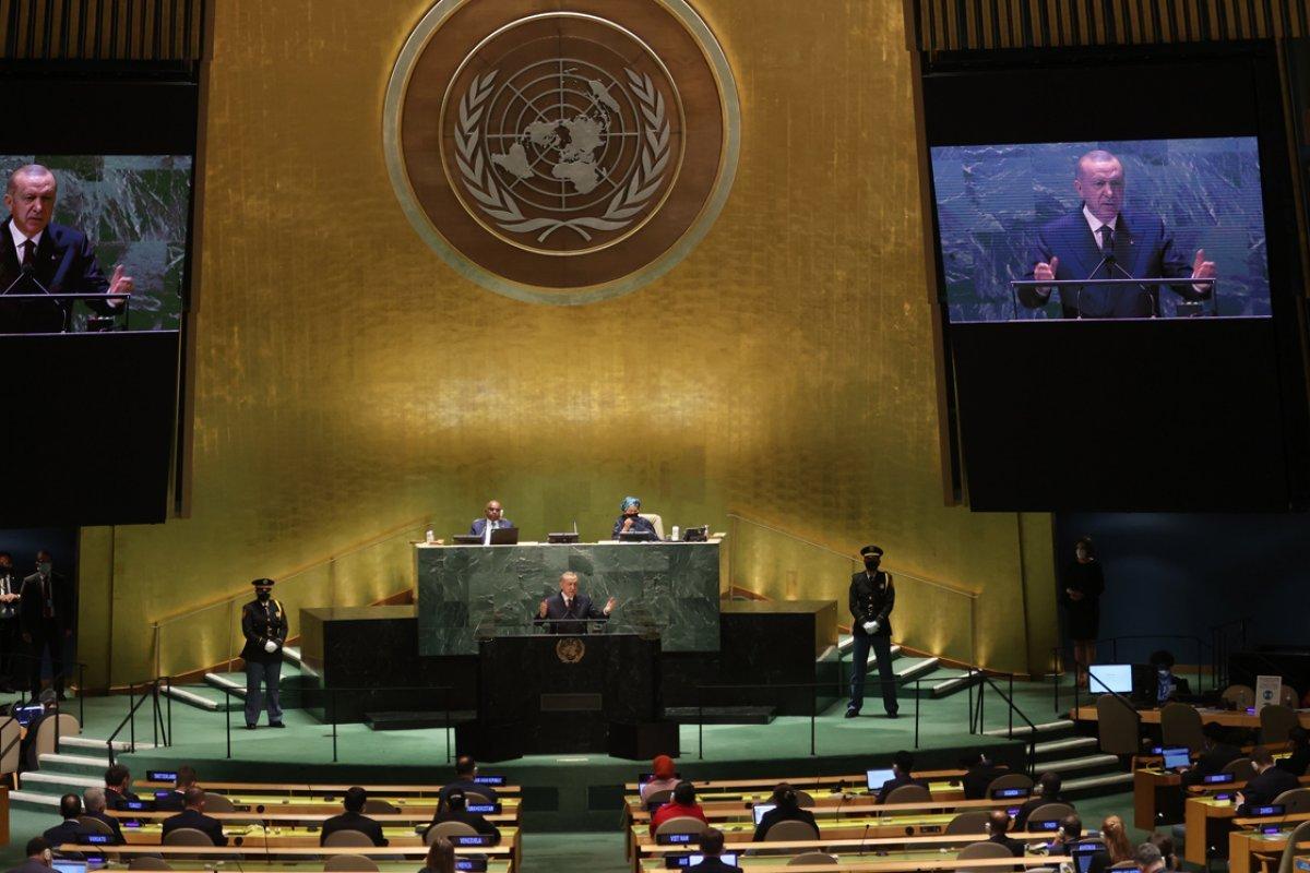 Cumhurbaşkanı Erdoğan, Paris İklim Anlaşması nı Meclis e gönderdi #1