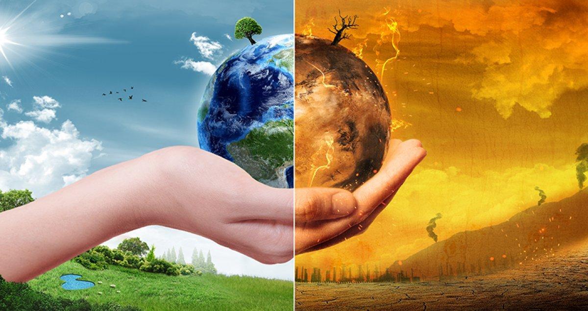 Cumhurbaşkanı Erdoğan, Paris İklim Anlaşması nı Meclis e gönderdi #4