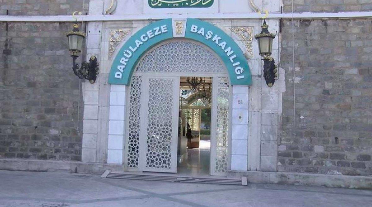 Darülaceze Yurdu ve Kültürel Tesisi bugün İstanbul da açılıyor #1