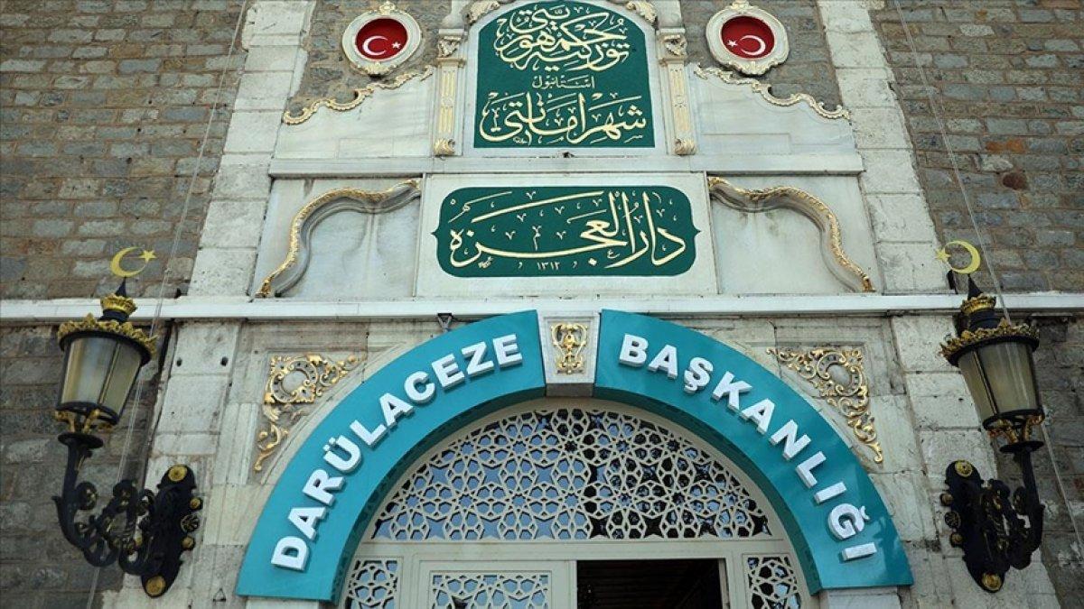 Darülaceze Yurdu ve Kültürel Tesisi bugün İstanbul da açılıyor #2