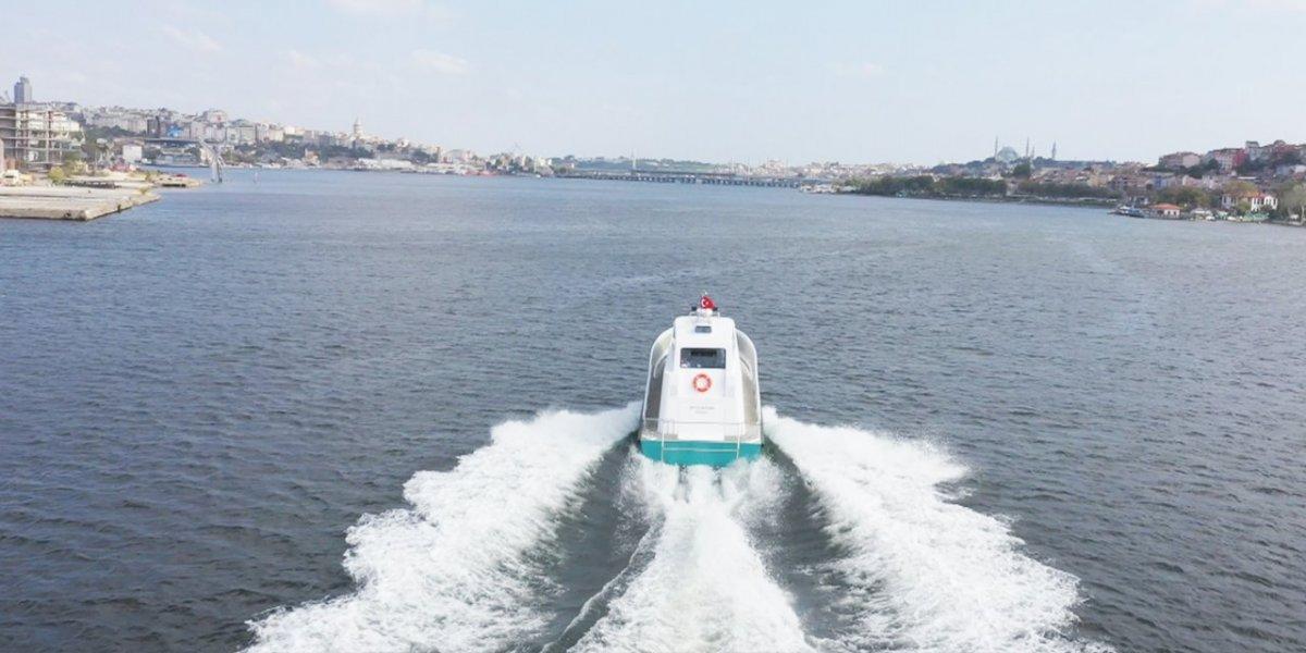 Deniz taksi açılış ücreti 100 lira oldu #2