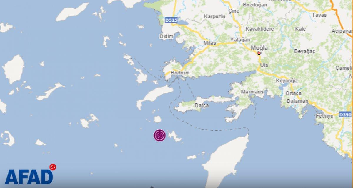 Deprem mi oldu? 4 Ekim 2021 nerede deprem oldu? AFAD son depremler... #1