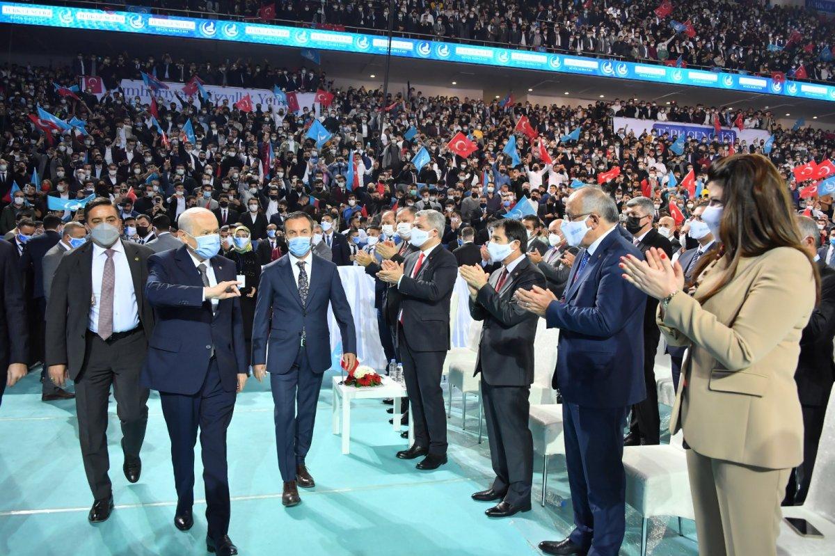 Devlet Bahçeli nin Türk Gençliği Büyük Kurultayı konuşması #1