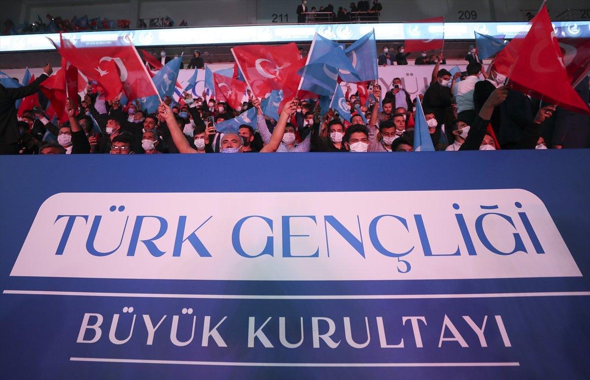 Devlet Bahçeli nin Türk Gençliği Büyük Kurultayı konuşması #2