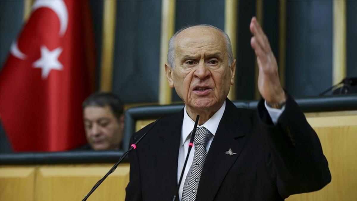 Devlet Bahçeli: Seçim barajı yüzde 7 olarak tescillendi #1