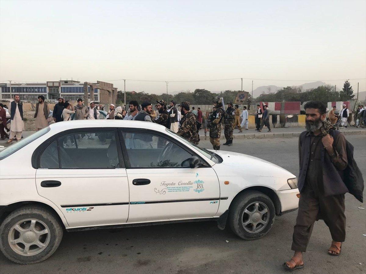 Dışişleri Bakanlığı ndan Afganistan daki camiye yönelik bombalı saldırıya ilişkin açıklama #3