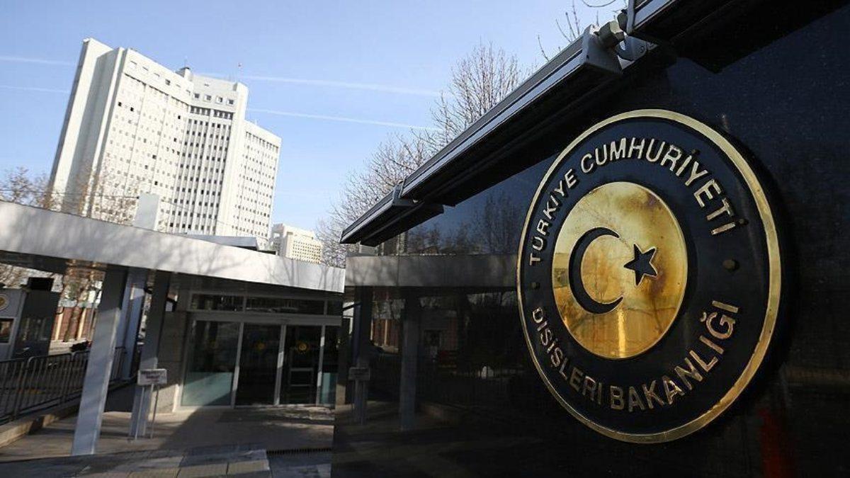 Dışişleri Bakanlığı: Türkiye Libya yönetimine desteğini sürdürecektir
