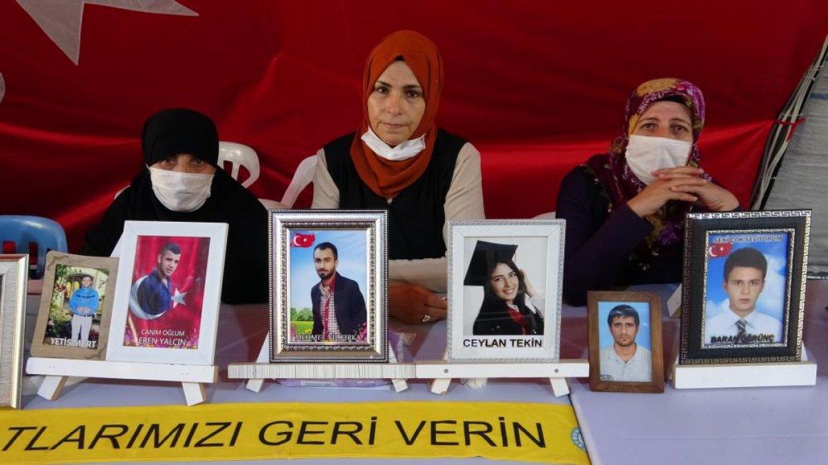 Diyarbakır annelerinin direnişi PKK yı çökertiyor #5