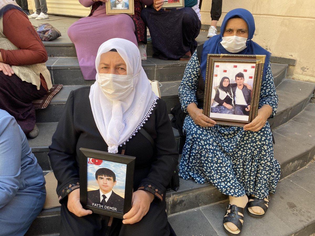 Diyarbakır annesi: Bu çadır af çadırıdır #1