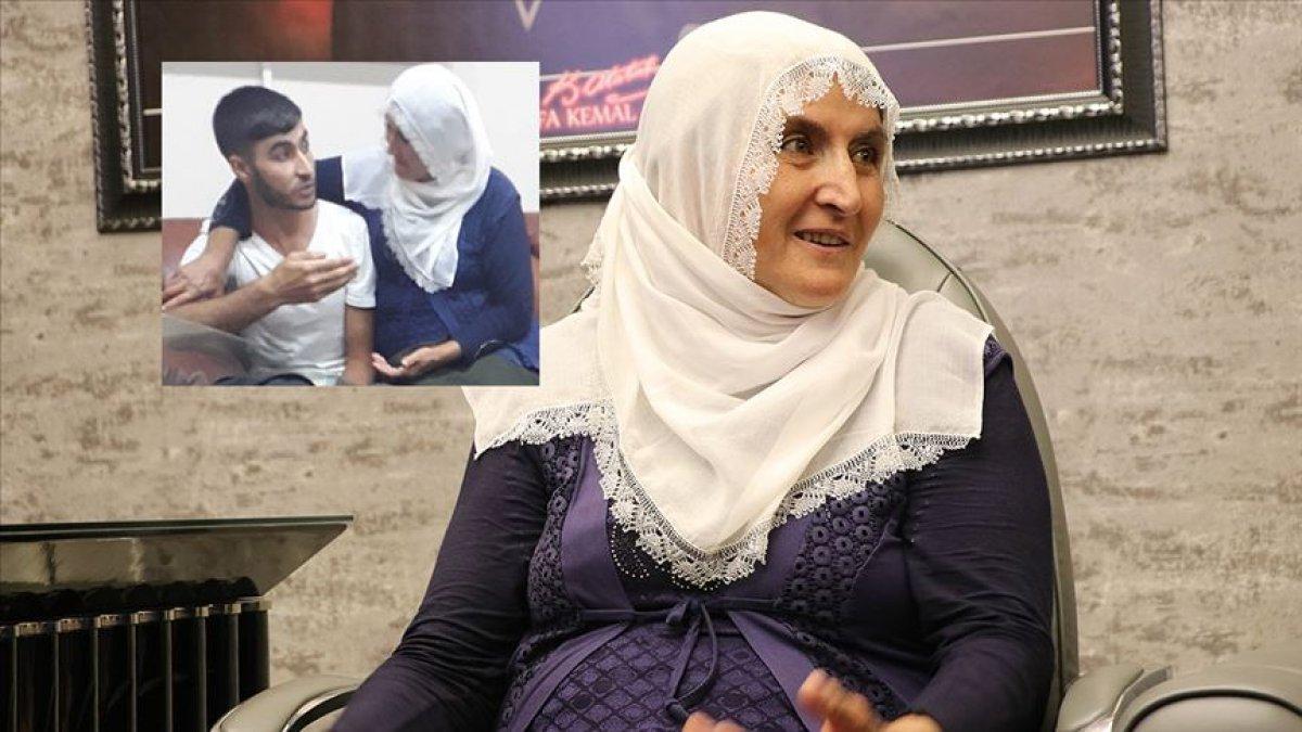 Diyarbakır da ailelerin evlat nöbeti 3 üncü yılına girdi #4
