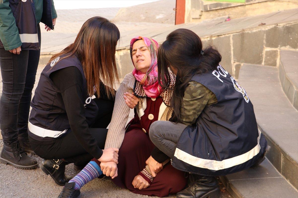 Diyarbakır da ailelerin evlat nöbeti 3 üncü yılına girdi #9