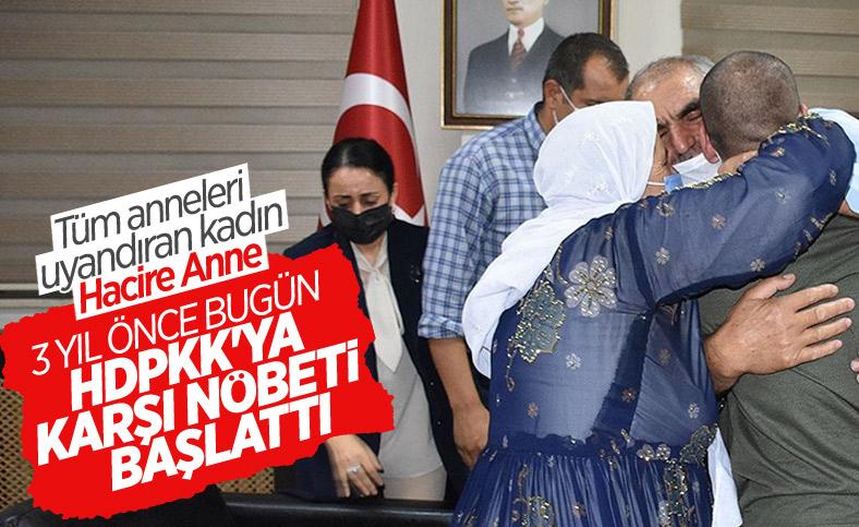 Diyarbakır'da ailelerin evlat nöbeti 3'üncü yılına girdi