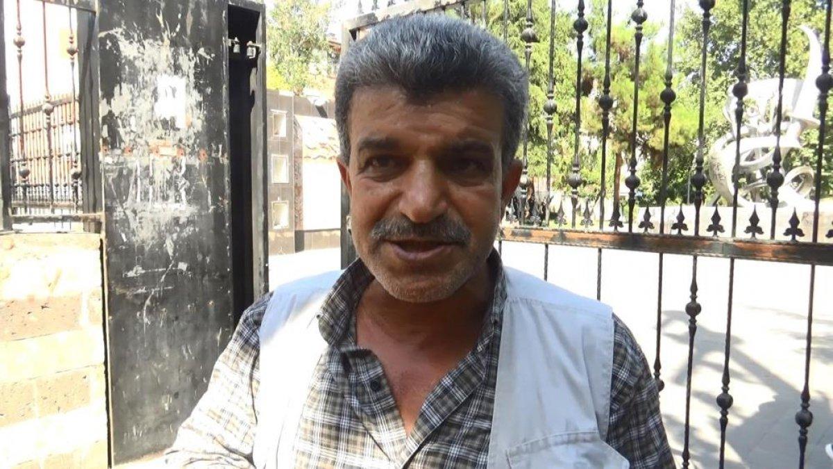 Diyarbakır da evlat hasreti çeken aileler İHD ye tepki gösterdi #5
