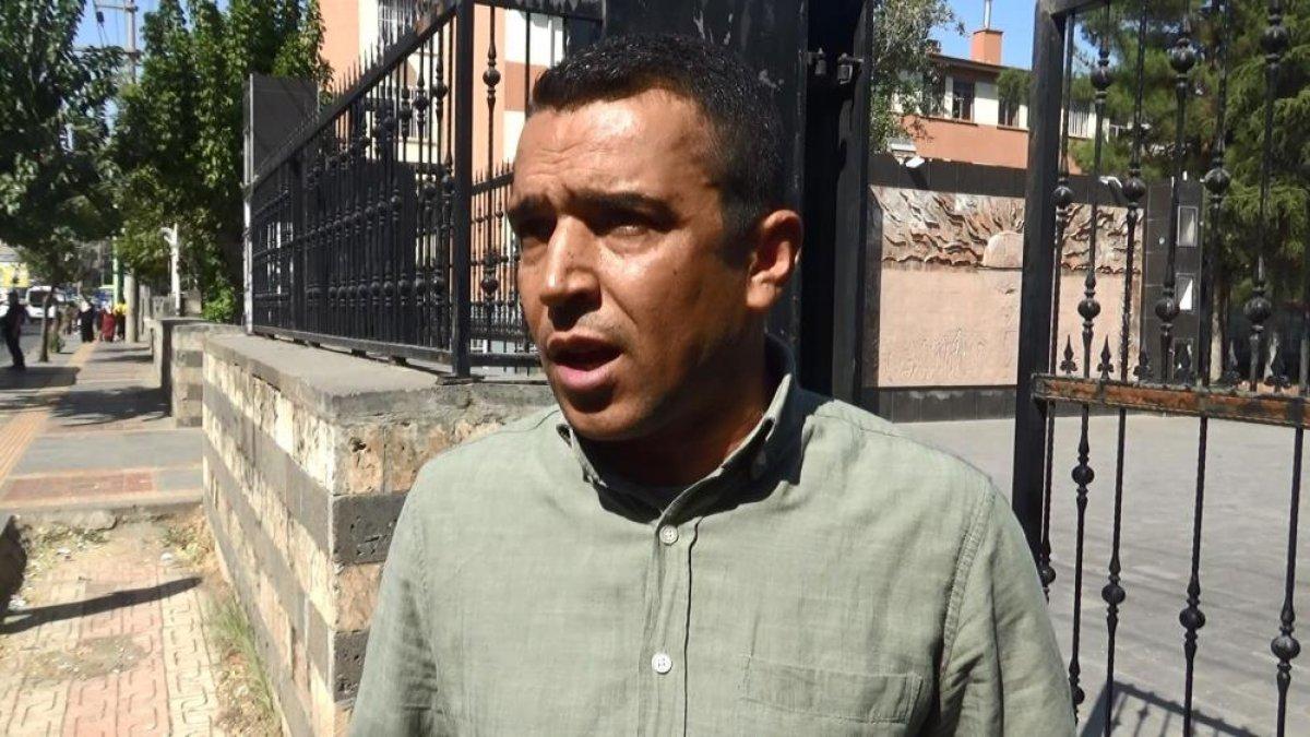 Diyarbakır da evlat hasreti çeken aileler İHD ye tepki gösterdi #7