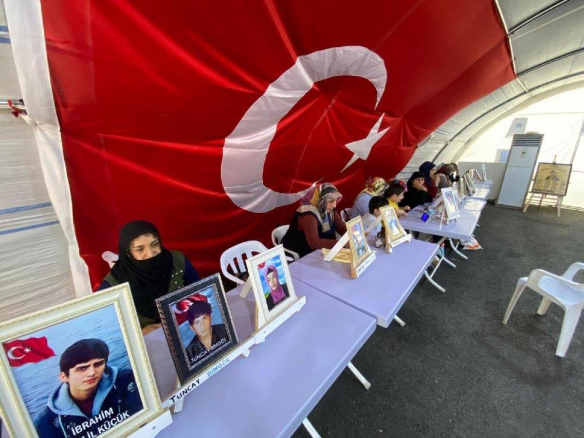 Diyarbakır da evlat hasreti çeken baba: HDP olmasa PKK olmaz #1