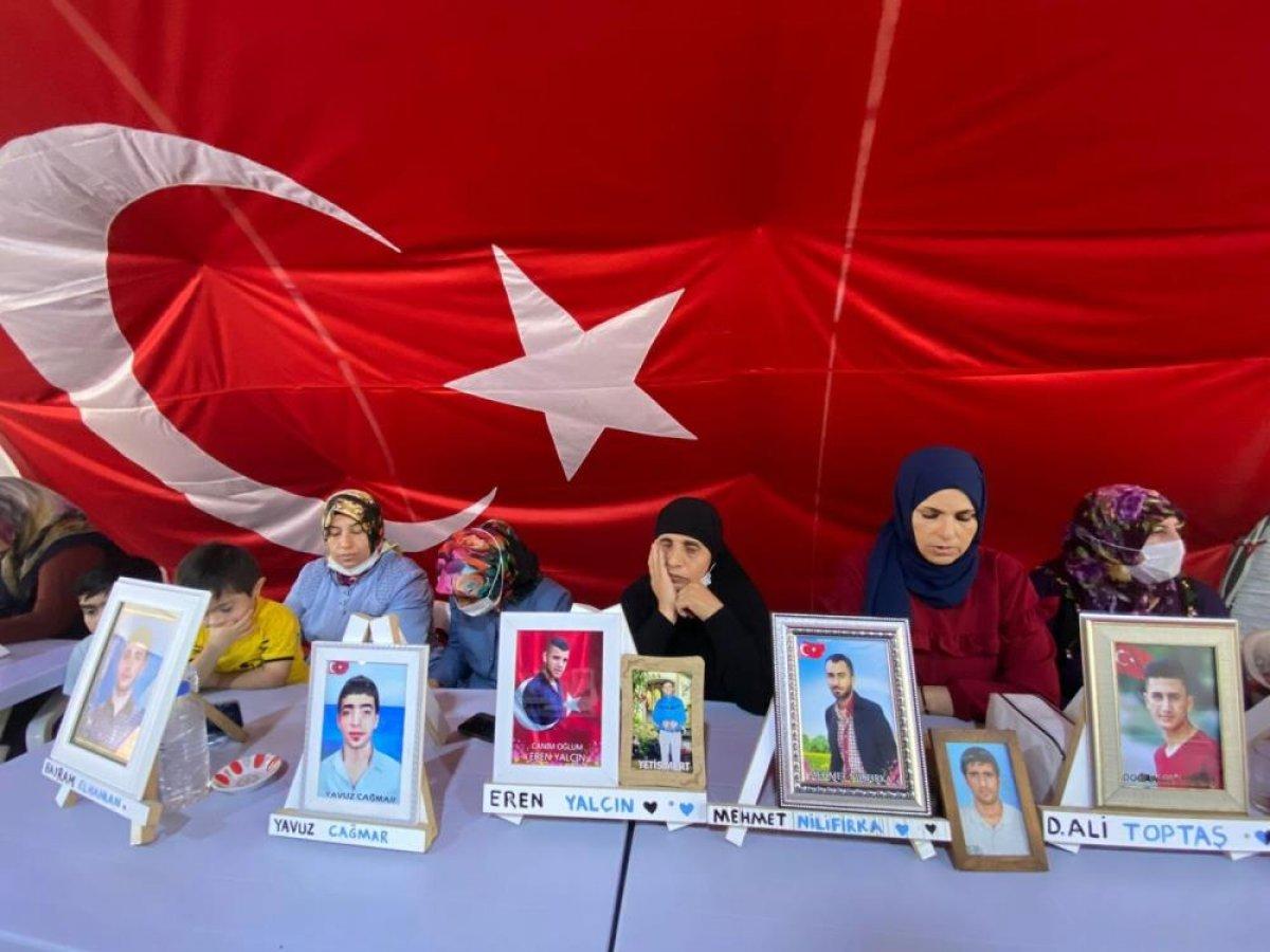 Diyarbakır da evlat hasreti çeken baba: HDP olmasa PKK olmaz #2