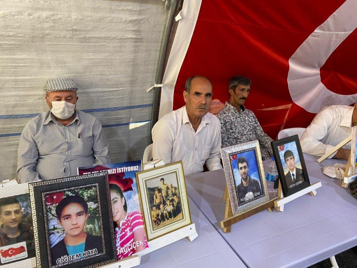 Diyarbakır da evlat hasreti çeken baba: HDP olmasa PKK olmaz #4