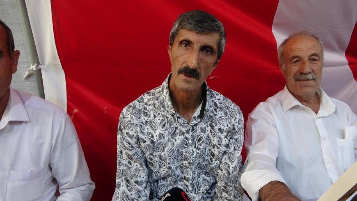 Diyarbakır da evlat hasreti çeken baba: HDP olmasa PKK olmaz #5