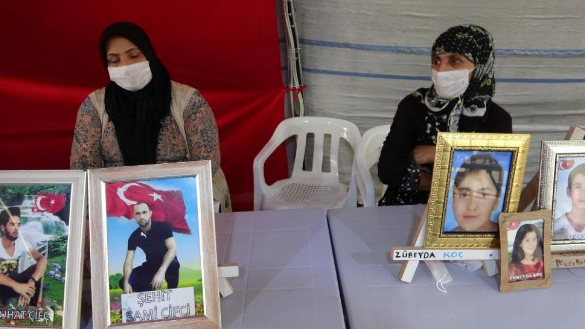 Diyarbakır da evlat nöbetindeki anne: Oğlum gel adalete ve devlete teslim ol #1