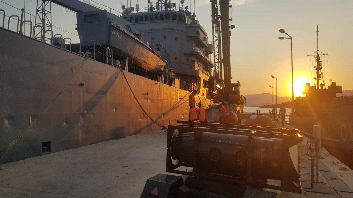 Ege ve Doğu Akdeniz de Kararlılık-2021 Tatbikatı #3