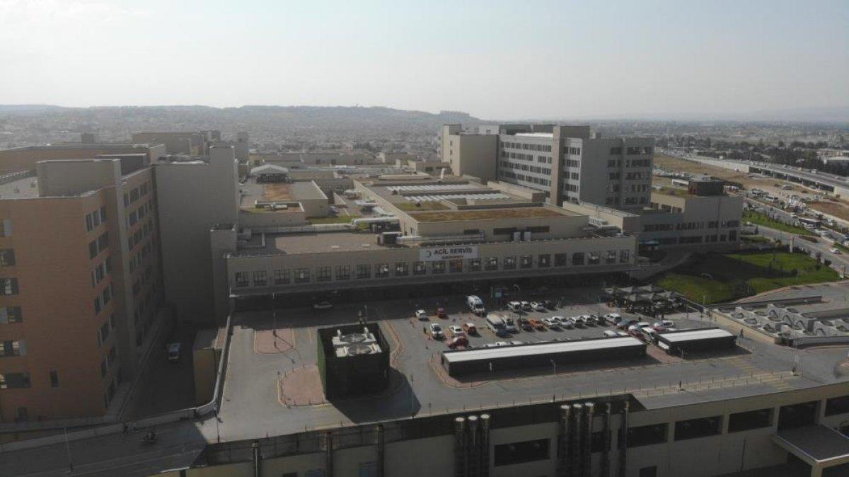 Eskişehir Şehir Hastanesi sayesinde birçok şehir nefes aldı #2