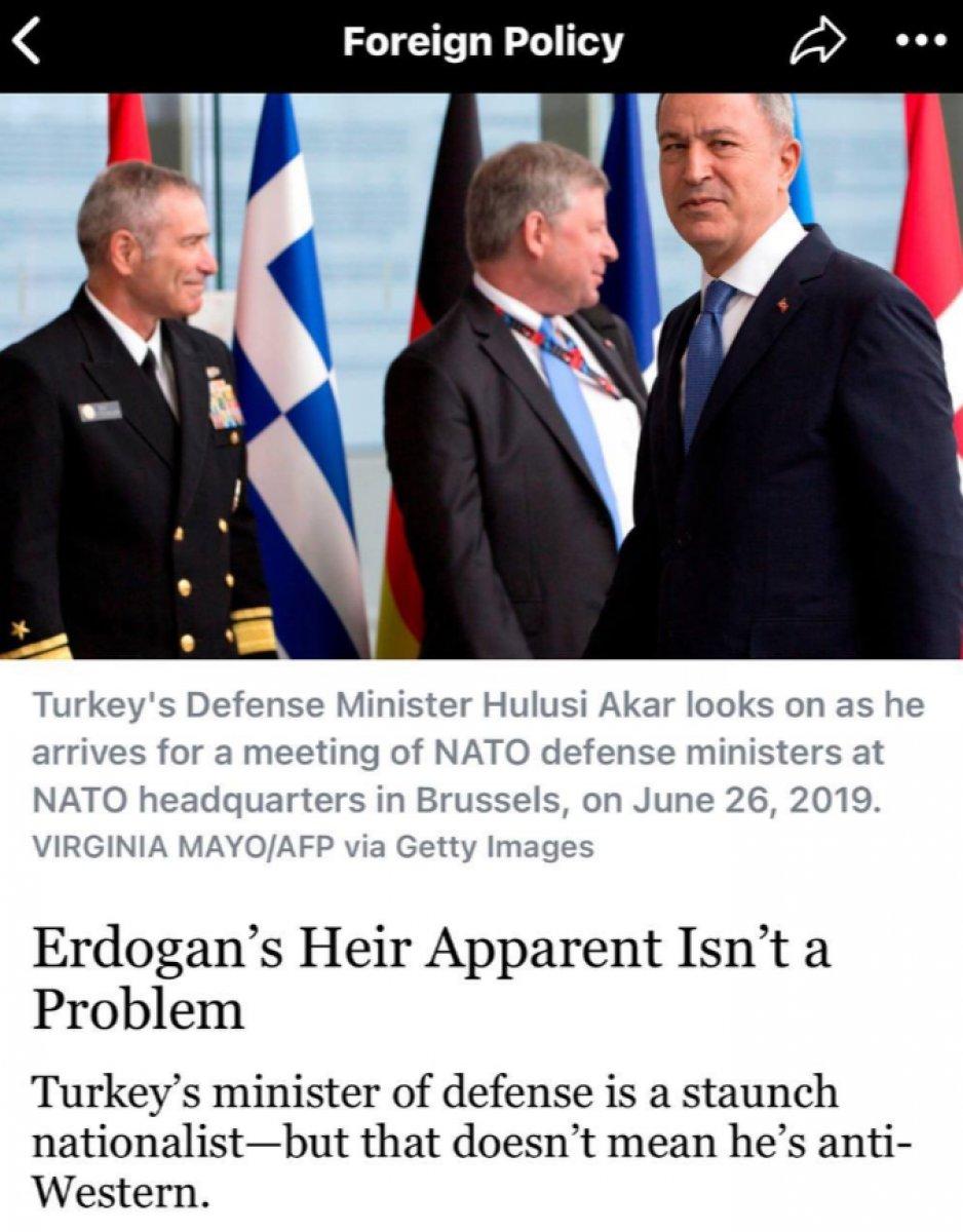 Fahrettin Altun, Reuters ve Foreign Policy yi yalanladı #3