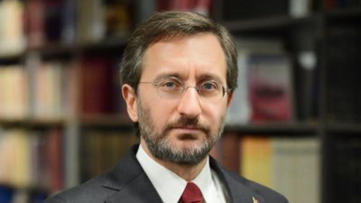 Fahrettin Altun: Türkiye ABD'de uluslararası panel düzenleyecek