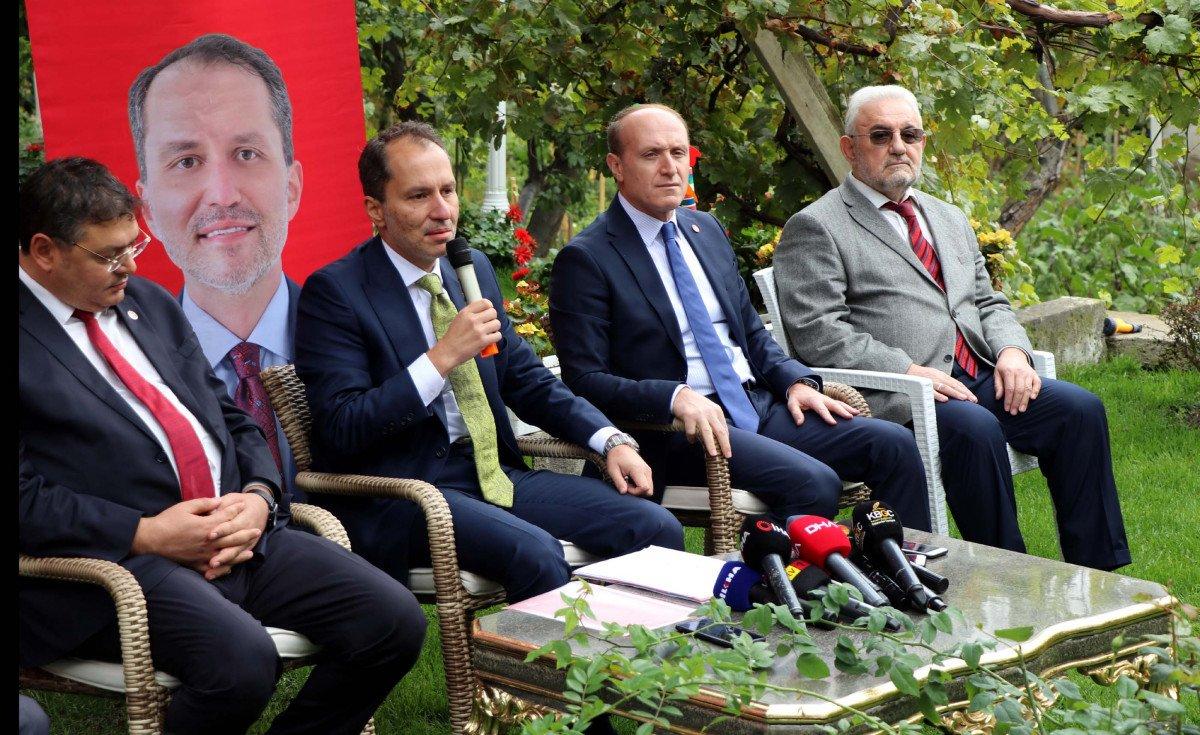 Fatih Erbakan'dan aşı ile ilgili yeni açıklama: Danıştay a başvuru yaptık #1