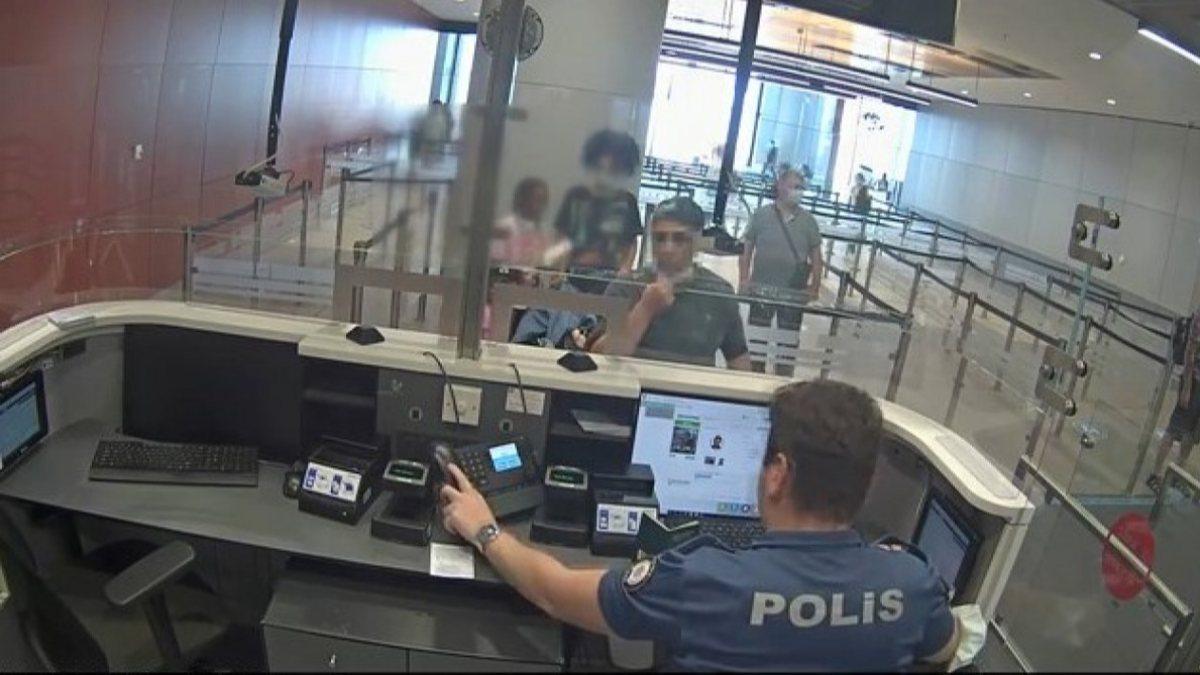 FETÖ/PDY üyesi, İstanbul Havalimanı'nda yakalandı