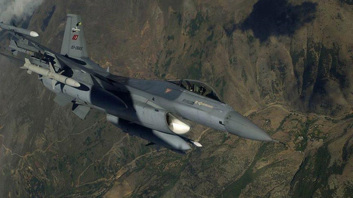 Gara'da, 2 PKK'lı terörist etkisiz hale getirildi