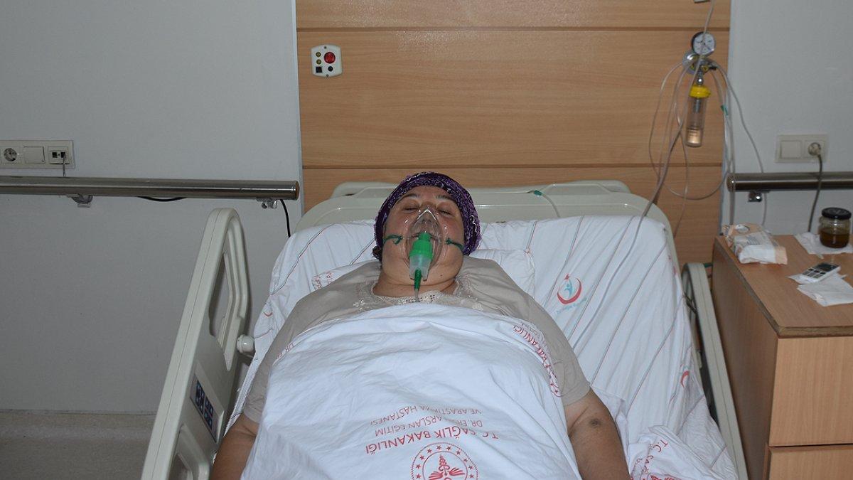Gaziantep te koronavirüse yakalanan kadın: Aşı olun, ben belki öleceğim ama siz ölmeyin #5