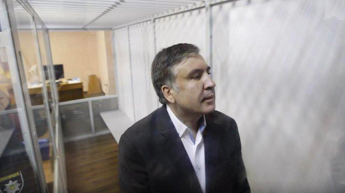 Gürcistan Başbakanı Garibaşvili: Saakaşvili cezasını çekecek #1