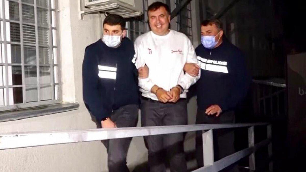 Gürcistan Başbakanı Garibaşvili: Saakaşvili cezasını çekecek #3