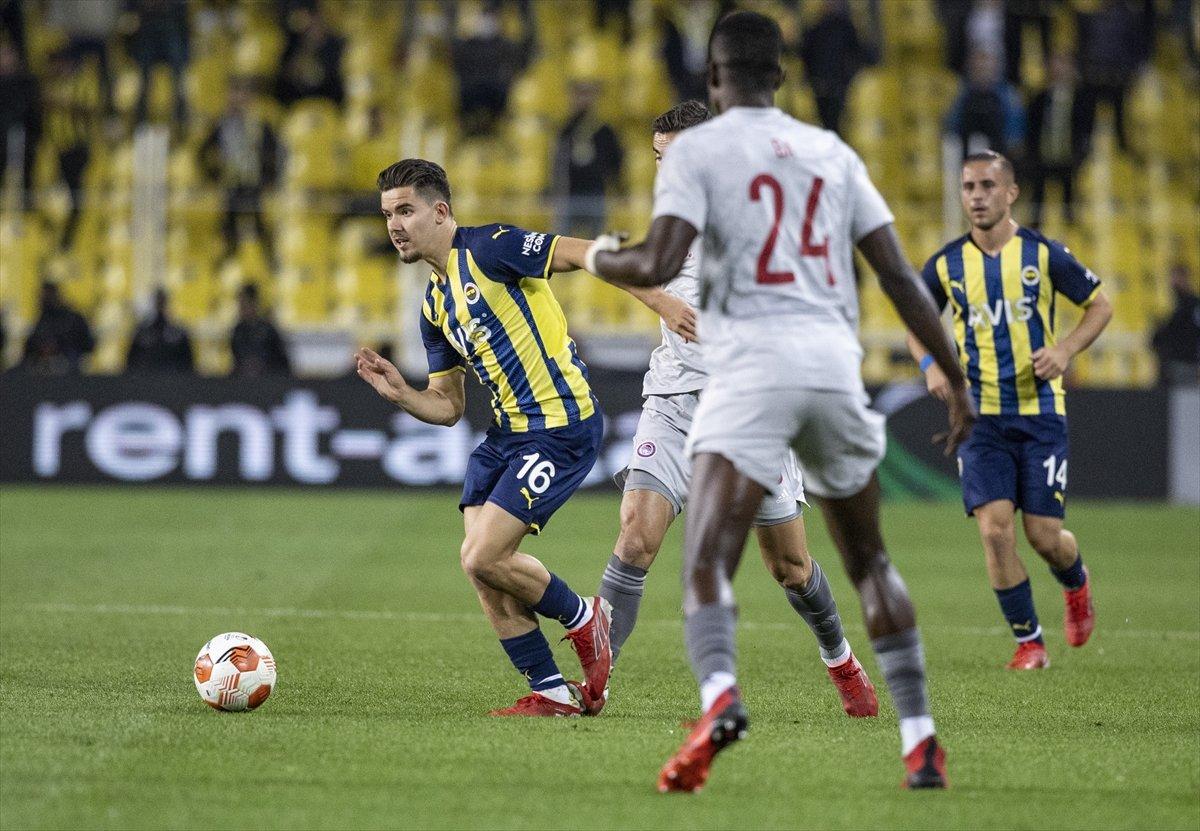 Dimitris Pelkas: Hata yapmamızı beklediler ve golü attılar #1