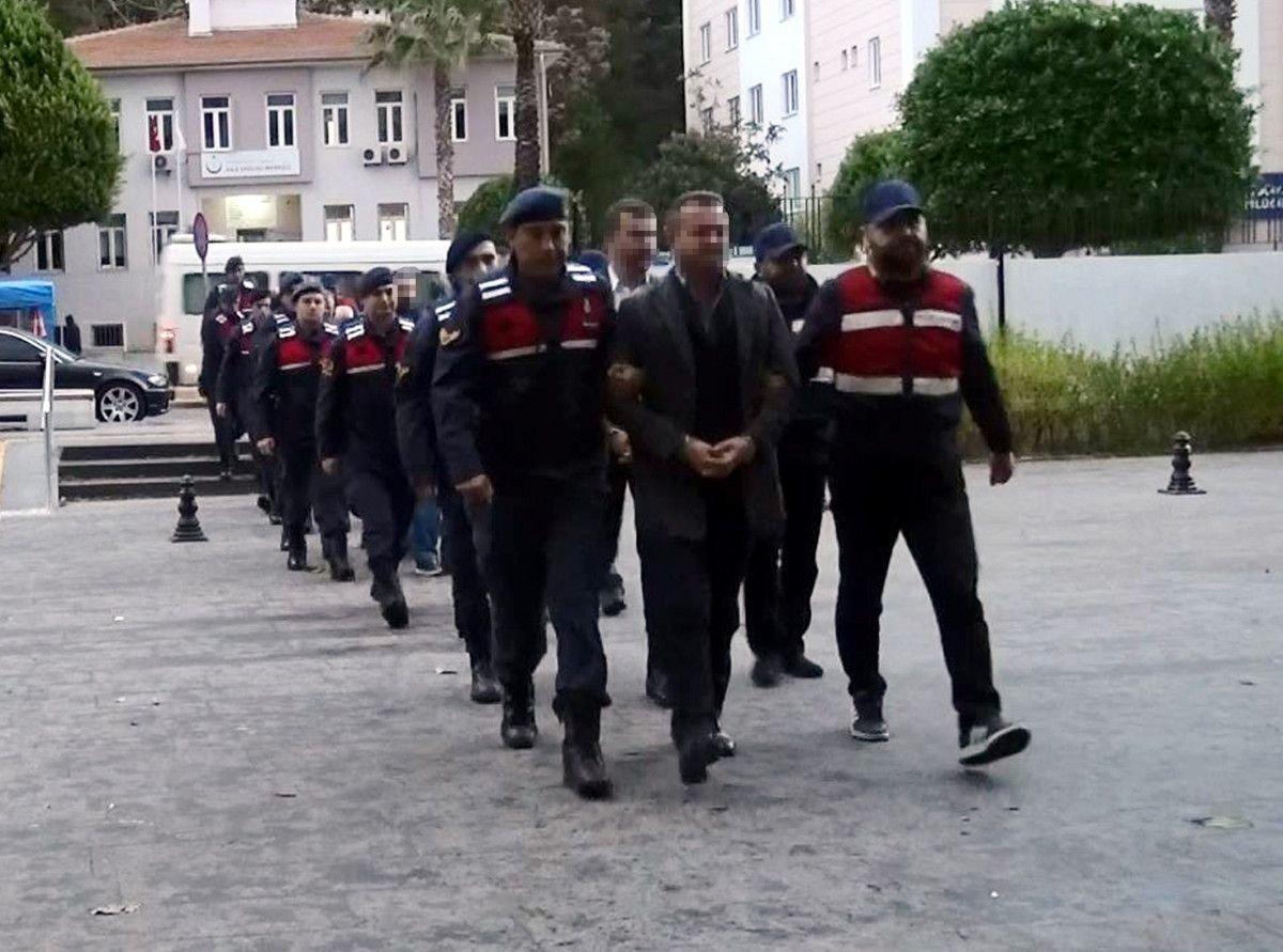 HSK, Manavgat Ağır Ceza Mahkemesi Başkanı nı açığa aldı #1