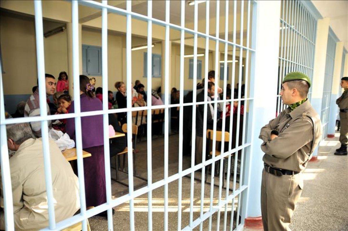 Hükümlü ve tutukluların hasta ziyareti sayısı ikiye çıkarıldı #1