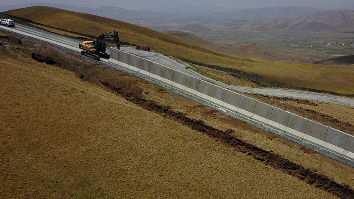 Hüseyin Kürşat Kırbıyık: İran sınır hattında tedbirler en üst seviyede