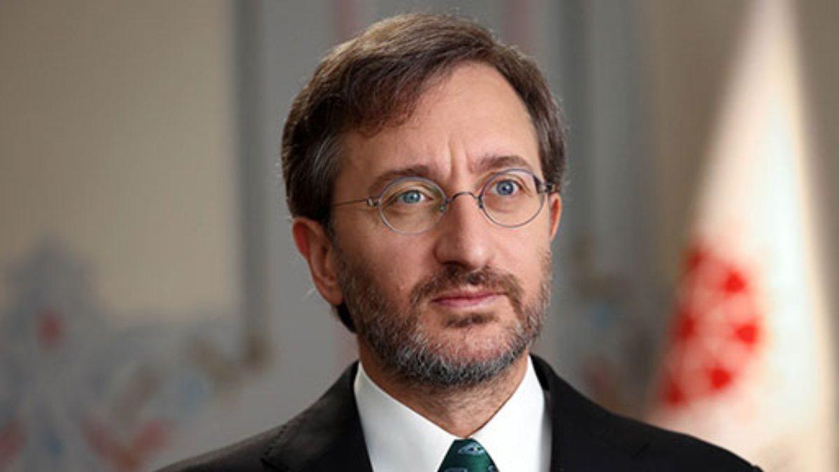 İletişim Başkanı Fahrettin Altun'dan ekonomik büyüme açıklaması
