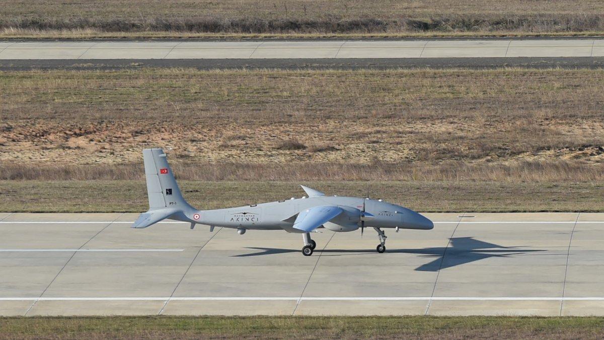 Irak, Türkiye den insansız hava araçları talep etti #3