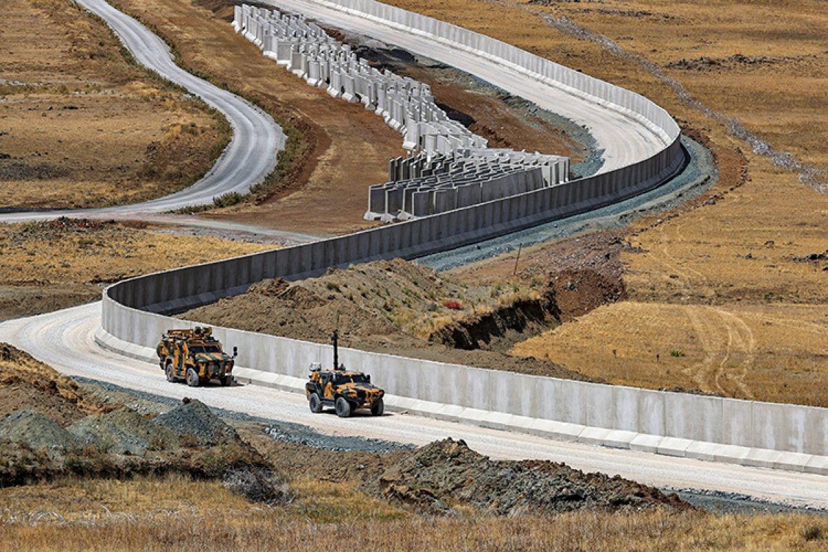 İran sınırında güvenlik önlemleri üst düzeyde tutuluyor #5