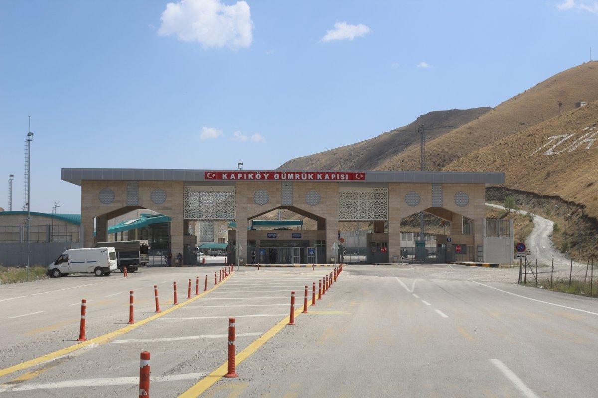 İran sınırında güvenlik tedbirleri üst seviyeye çıkarıldı #3