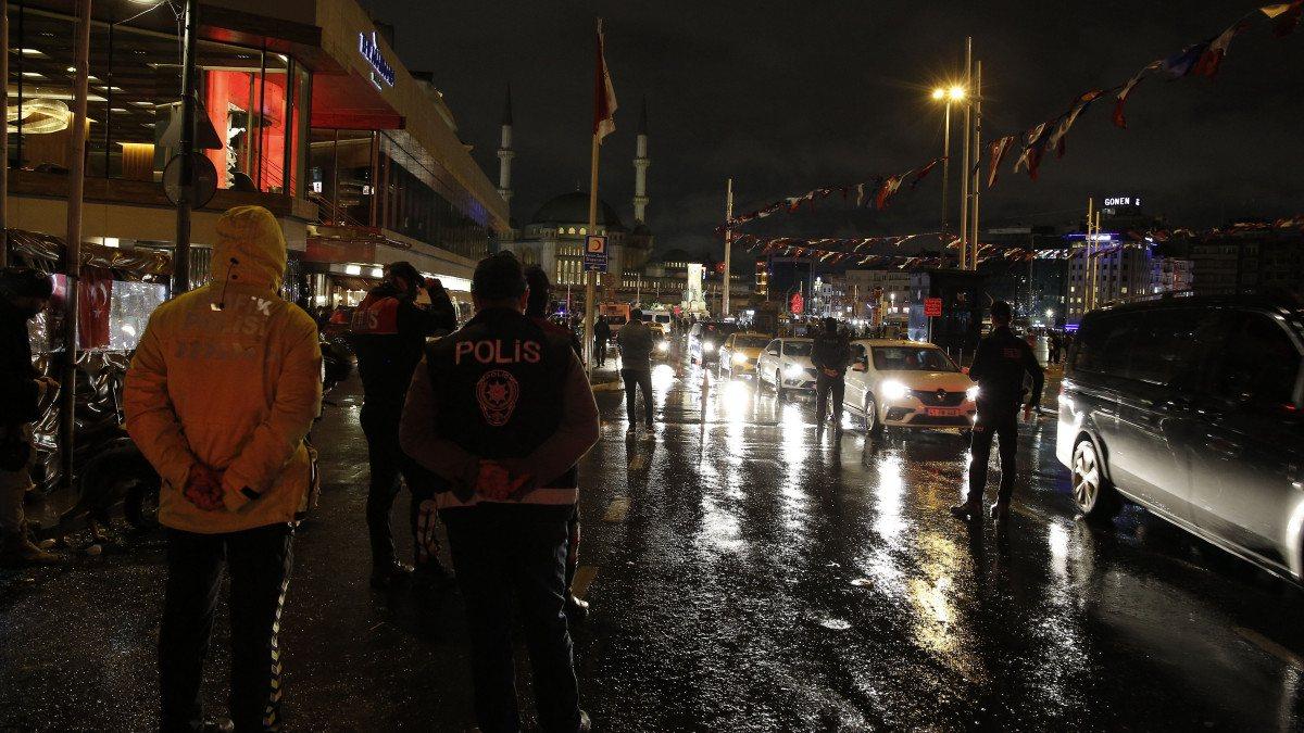 İstanbul'da 28'inci Yeditepe Huzur Denetimi yapıldı