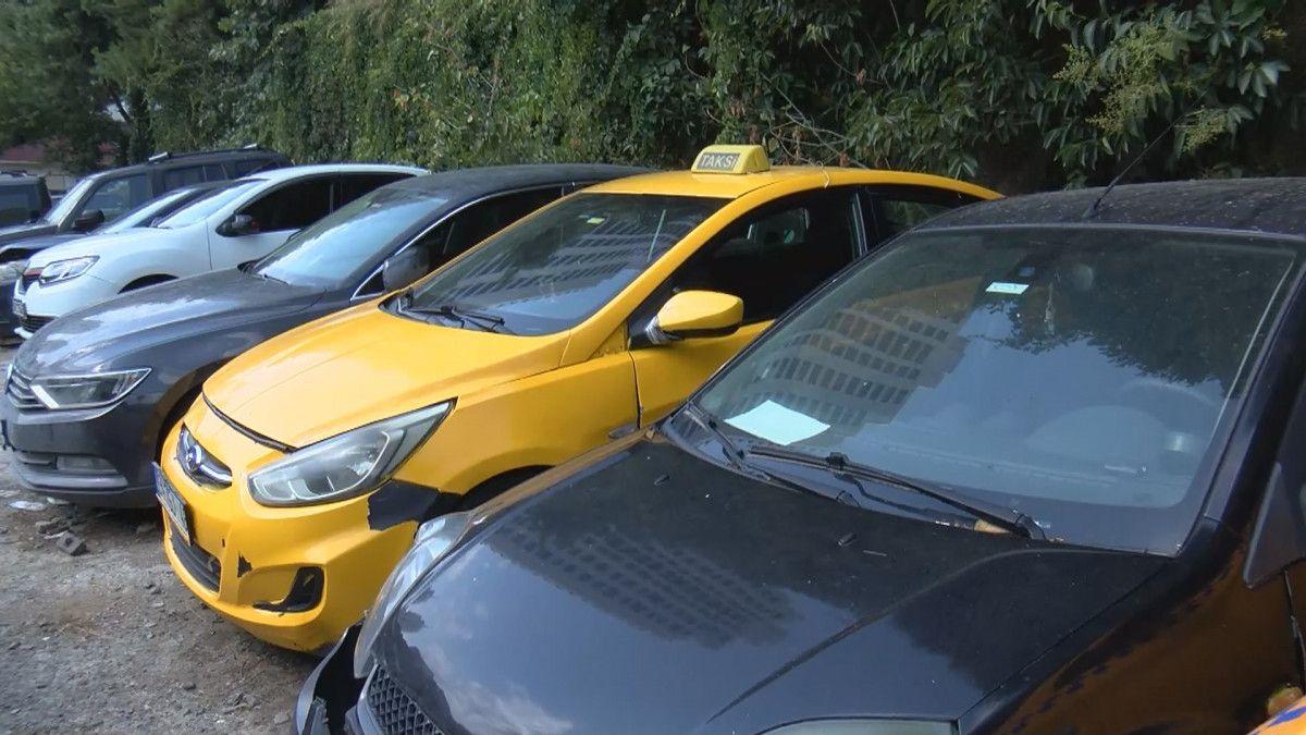İstanbul da 8 ayda bin 886 ticari taksi trafikten men edildi #4